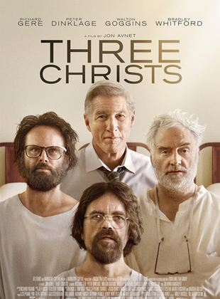 Bande-annonce Three Christs