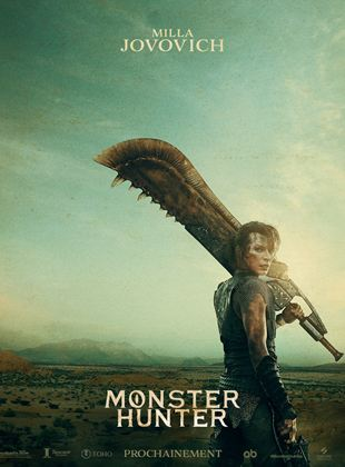 Bande-annonce Monster Hunter