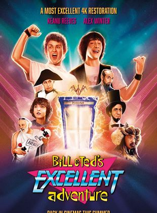 Bande-annonce Bill & Ted's Excellent Adventure