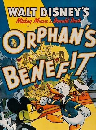 Mickey bienfaiteur