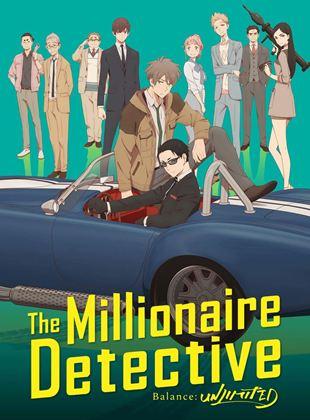 The Millionaire Detective - Balance : UNLIMITED
