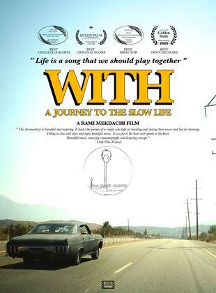Bande-annonce WITH - un road trip musical et slow life