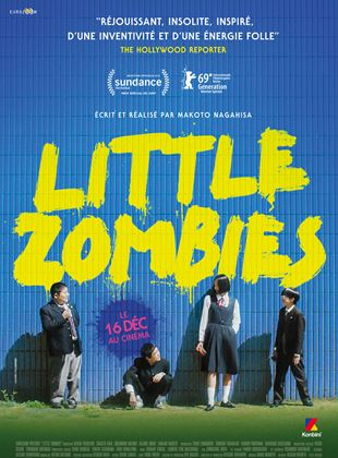 Bande-annonce Little Zombies