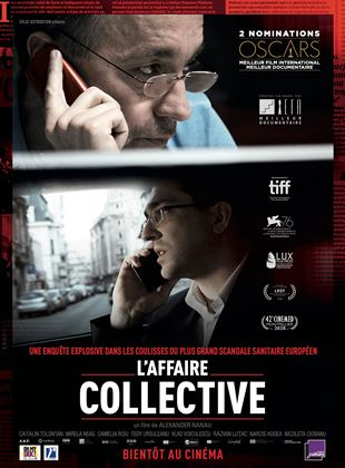 L'Affaire Collective streaming
