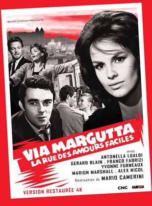 Via Margutta streaming