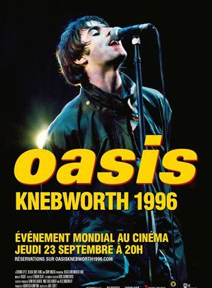 Bande-annonce Oasis Knebworth 1996