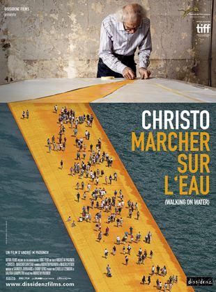 Christo : Marcher sur l'eau streaming