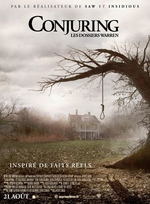 Bande-annonce Conjuring : Les dossiers Warren
