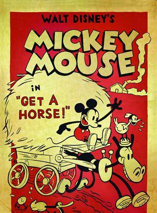 Bande-annonce Mickey, à cheval !