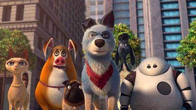 Pets United sur Netflix : une actrice de Game of Thrones au casting du film d'animation !