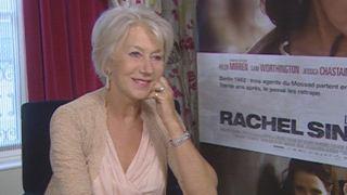 """L'Affaire Rachel Singer"" : Helen Mirren au micro !"