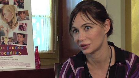 """Emmanuelle Béart : """"Je ne pourrais pas arrêter ce métier sans avoir tourné avec eux"""""""