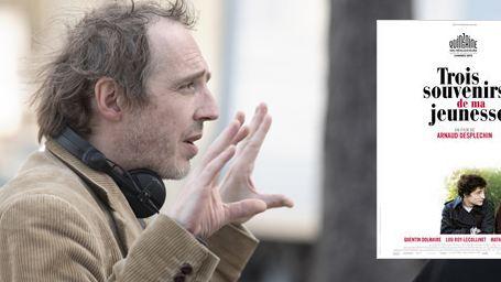 """Trois souvenirs - Arnaud Desplechin : """"Je finis toujours un film en combat contre moi-même"""""""