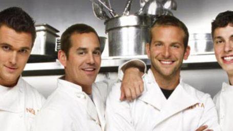 """Avant """"A Vif !"""", Bradley Cooper a déjà été cuisinier à la télé..."""