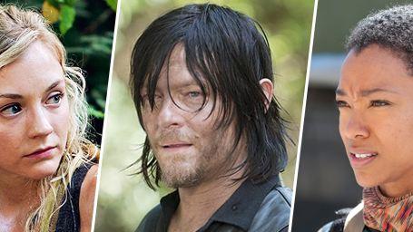 The Walking Dead : 8 personnages qui n'existent pas dans les comics !