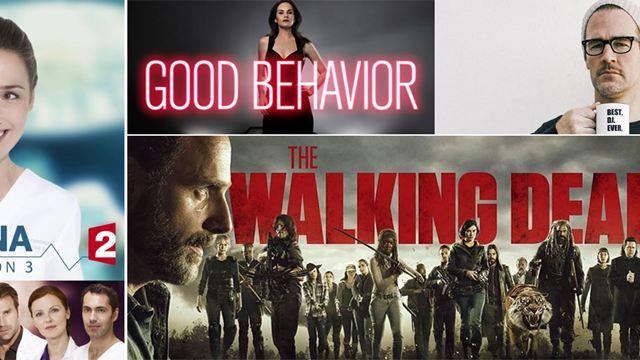 Nina, The Walking Dead... Les rendez-vous séries du 16 au 22 octobre