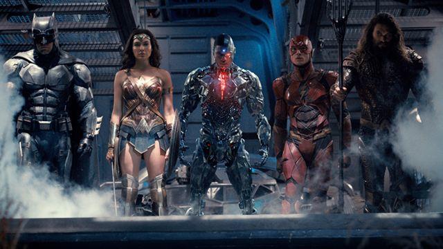 La Justice League impose son côté rock dans le clip musical du film
