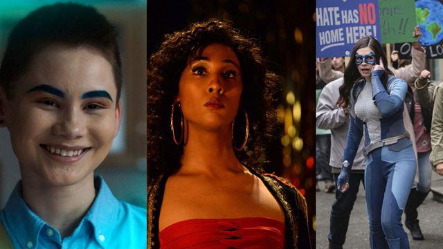 The OA, Supergirl Pose : quand les acteurs et actrices transgenres trouvent enfin de beaux et grands rôles.