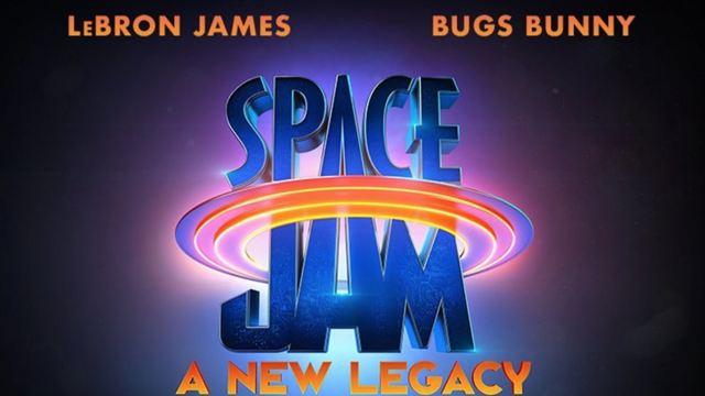 Space Jam 2 : LeBron James prêt à tout défoncer dans le 1er teaser