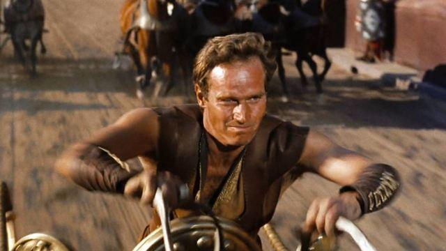 Ben-Hur : course de chars, figurants... le chef d'oeuvre en 12 chiffres clés