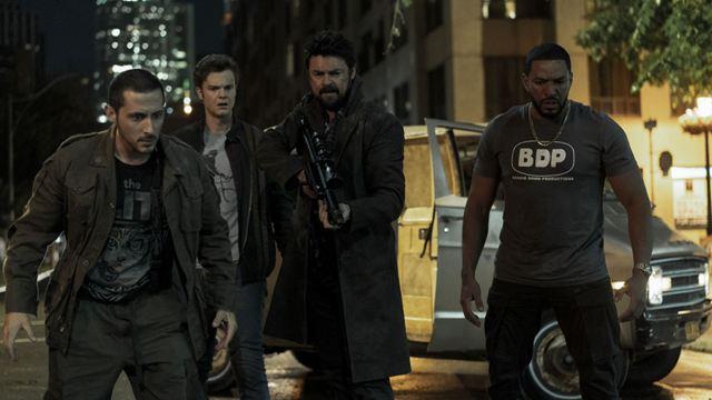 The Boys saison 2 : retrouvailles Le Seigneur des Anneaux dans l'épisode 7
