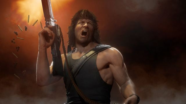 Mortal Kombat 11 : Rambo rejoint le line-up des Kombattants !