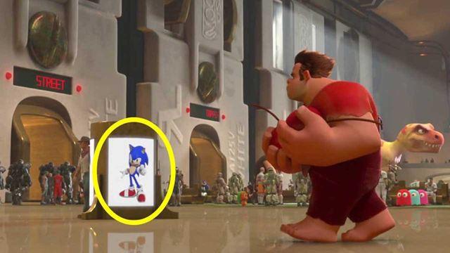 Les Mondes de Ralph : 15 détails cachés dans le film Disney