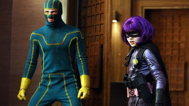 Kick-Ass sur W9 : le personnage de Chloë Grace Moretz jugé trop vulgaire par les studios... mais pas par ses parents !