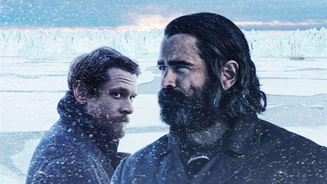 The North Water sur Salto : un Colin Farrell terrifiant pour une série glaciale