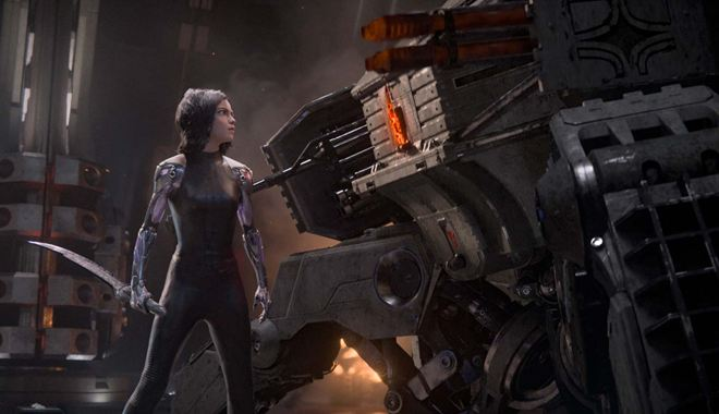 Photo du film Alita : Battle Angel