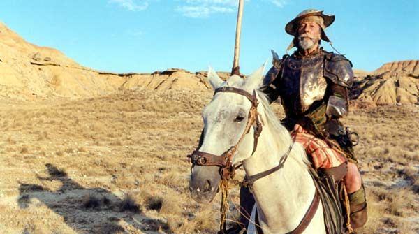 Photo du film Lost in La Mancha