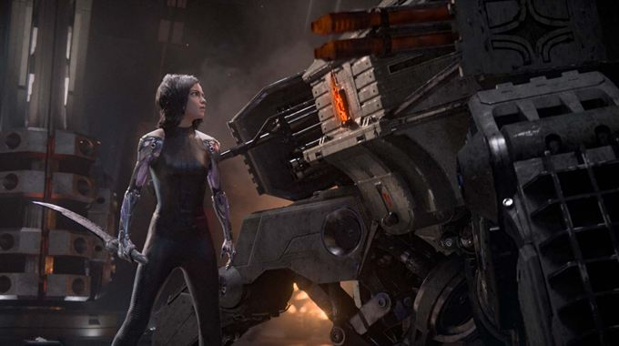 Photo du film Alita : Battle Angel en 3D
