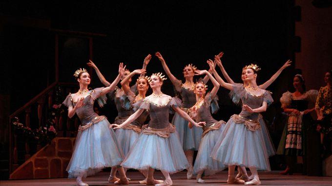 Photo du film Coppelia (Royal Opera House)