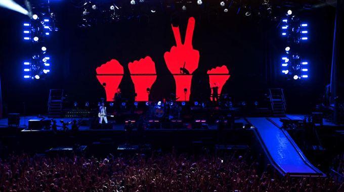 Photo du film Depeche Mode: Spirits In The Forest