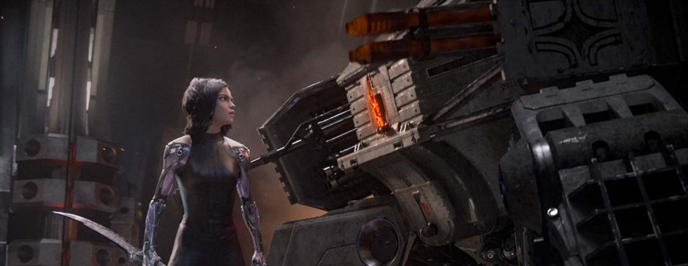 Photo du film Alita : Battle Angel VIP