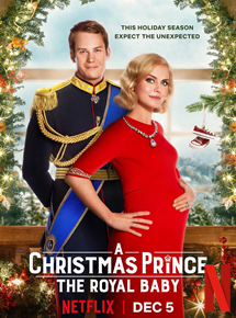 Bande-annonce A Christmas Prince: The Royal Baby