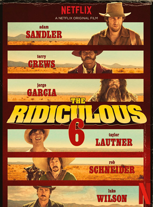 Bande-annonce The Ridiculous 6