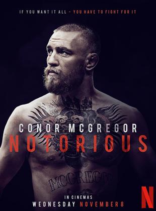 Conor McGregor: Notorious streaming