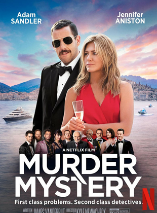 Bande-annonce Murder Mystery