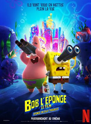 Bob léponge - Le film : Éponge en eaux troubles