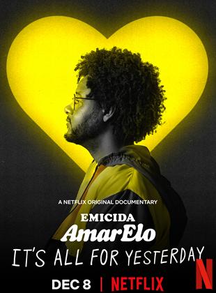 Emicida: AmarElo – Hier et maintenant streaming