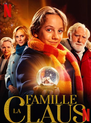 La Famille Claus streaming
