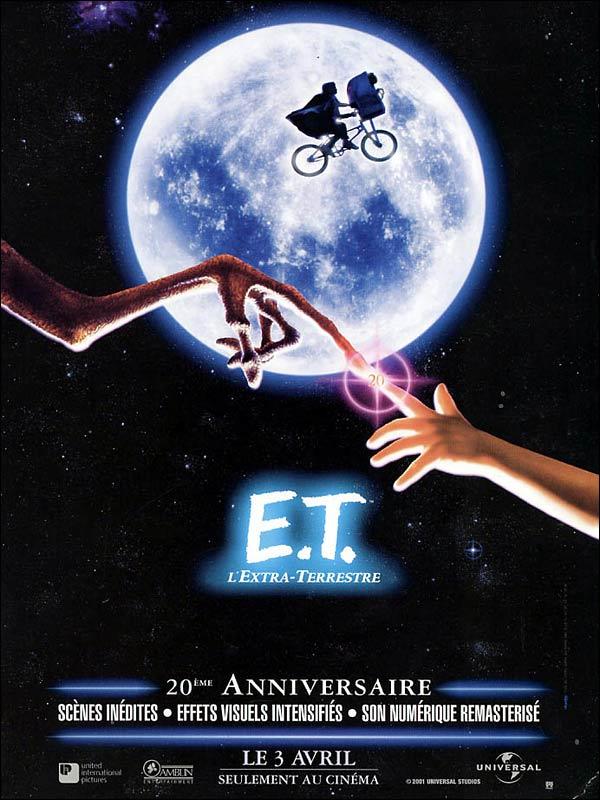 E.T. l'extra-terrestre streaming