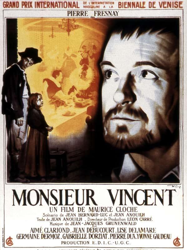 Monsieur Vincent - film 1947 - AlloCiné
