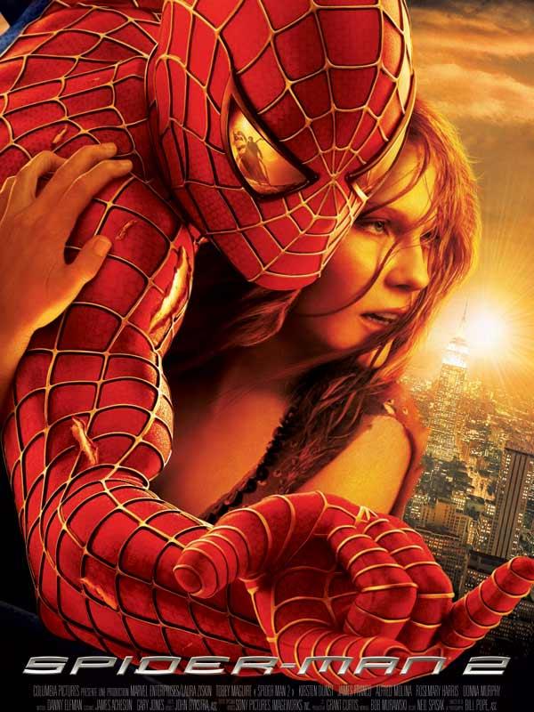 Spider-Man 2 streaming
