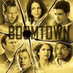 Affiche de la série Boomtown