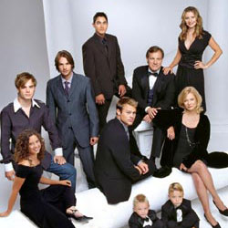 Affiche de la série 7th Heaven