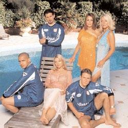 Affiche de la série Footballers' Wives