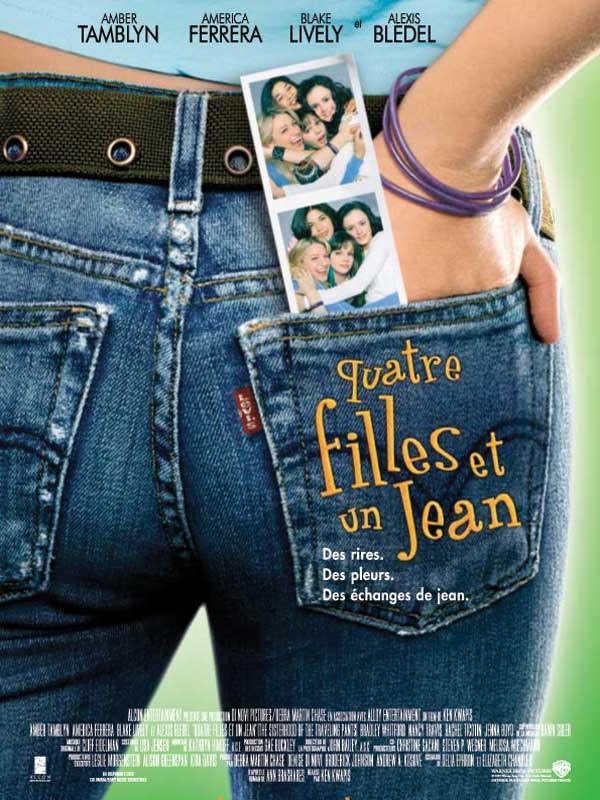 Book'In n°12: Quatre filles et un jean de  Ann Brashares 18457409