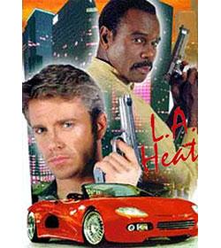 Affiche de la série L.A. Heat
